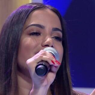 Anitta canta Is That for Me no