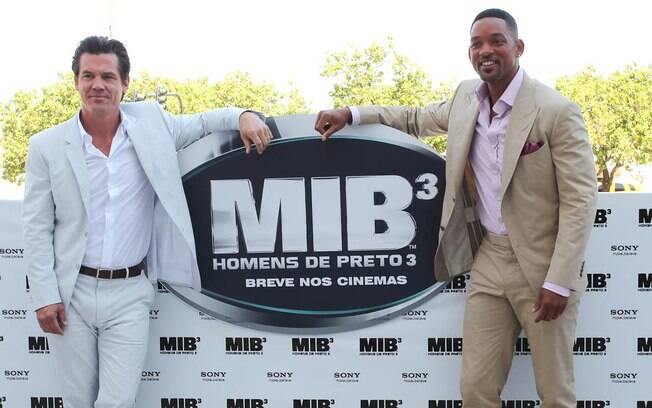 Josh Brolin e Will Smith