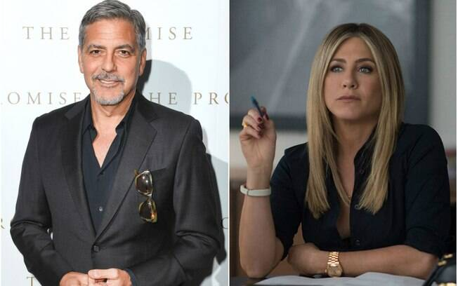George Clooney e Jennifer Aniston