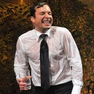 Comediante norte-americano Jimmy Fallon
