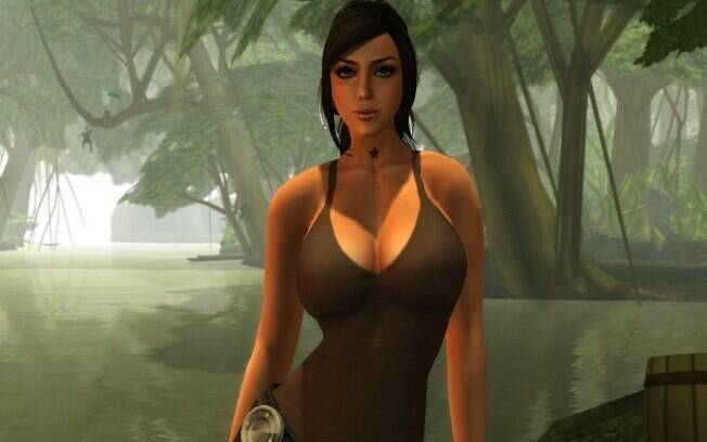 Lara Croft, personagem de