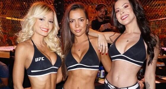 Ring Girls do UFC falam de episódios de assédio