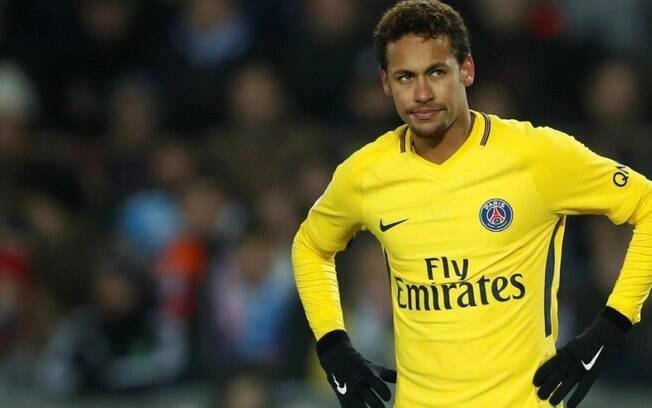 Neymar continuará no Paris Saint-Germain, se depender do Real Madrid