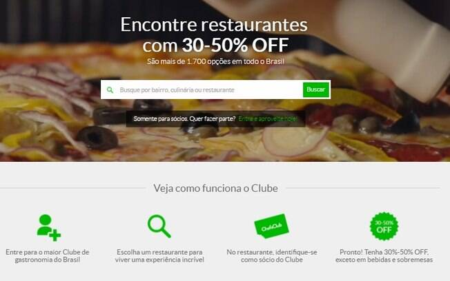 Site do ChefsClub
