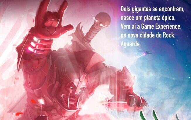 CCXP e Rock in Rio organizam Game XP, arena gamer do maior evento de música do mundo