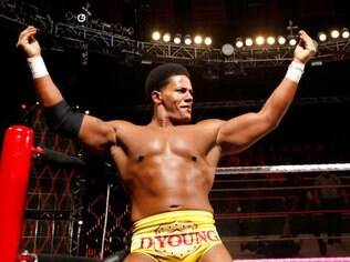 Darren Young no ringue da WWE