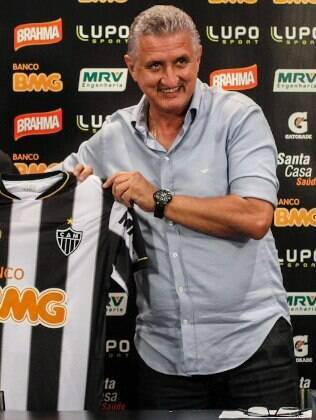Eduardo Maluf era diretor do Galo