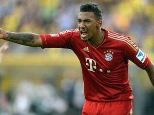 Jerome Boateng é titular do Bayern de Munique