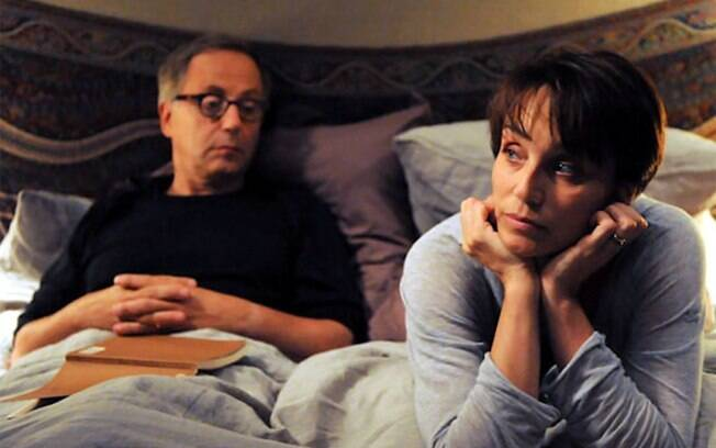 Kristin Scott Thomas no filme 'Dentro de Casa'