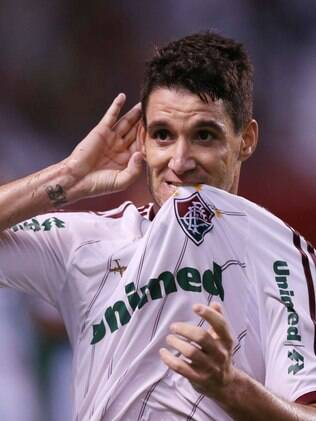 Thiago Neves, meia do Flu