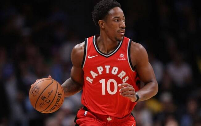 DeMar DeRozan, ídolo do Toronto Raptors