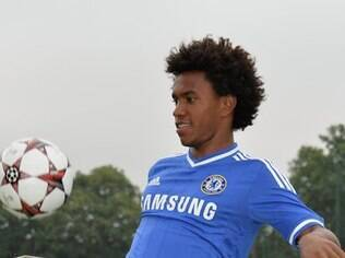 Willian, meia do Chelsea