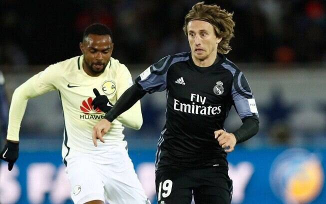 Modric espera ser valorizado dentro do Real Madrid