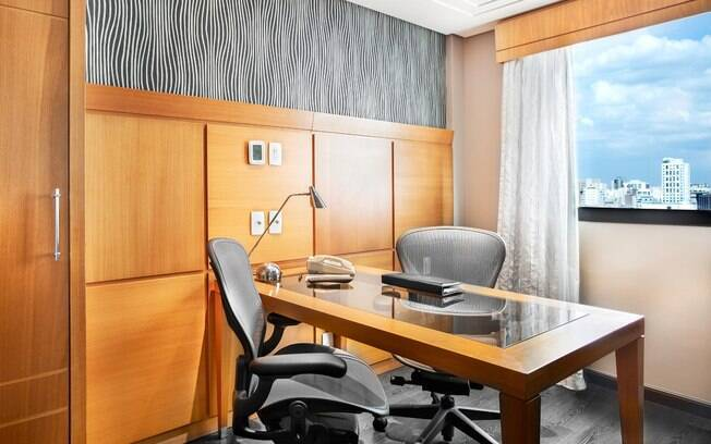 hotel home office