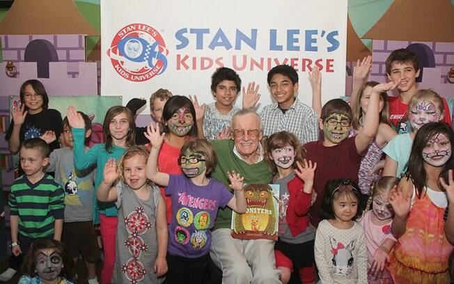 Stan Lee Kids Universe
