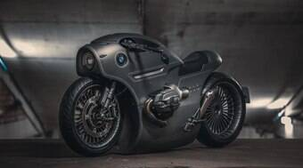 BMW R NineT customizada fica com visual diferenciado