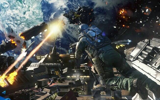 Call of Duty: Infinite Warfare será lançado no dia 4 de novembro, para PS4, Xbox One e Microsoft Windows