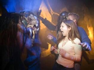 Halloween Horror Nights, no Universal de Orlando