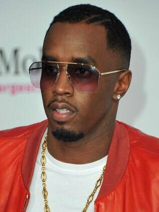 Rapper Diddy