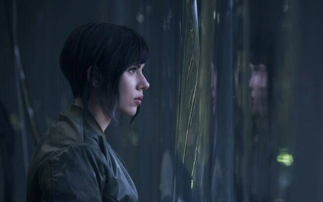 Scarlett Johansson vive a personagem Major no novo trailer de