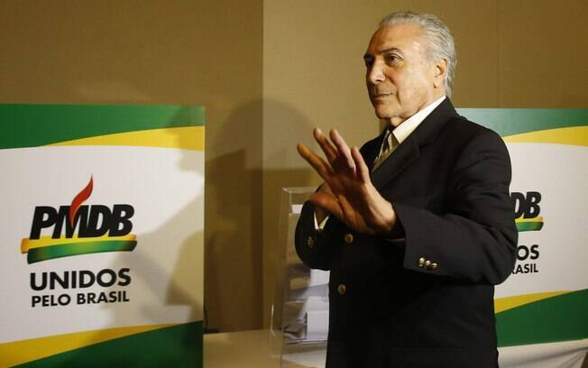 Defesa do presidente Michel Temer aponta