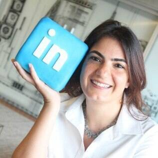 Fernanda Brunsizian, porta-voz do LinkedIn