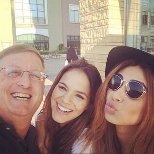 Bruna Marquezine em Los Angeles