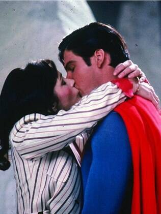 Margot Kidder interpretou a jornalista Lois Lane nos filmes originais de