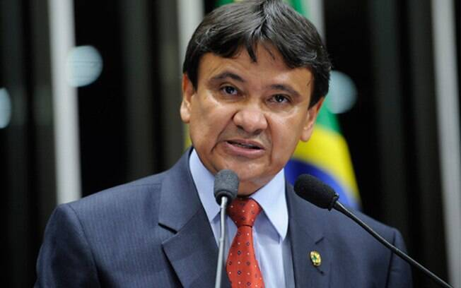 o governador Wellington Dias