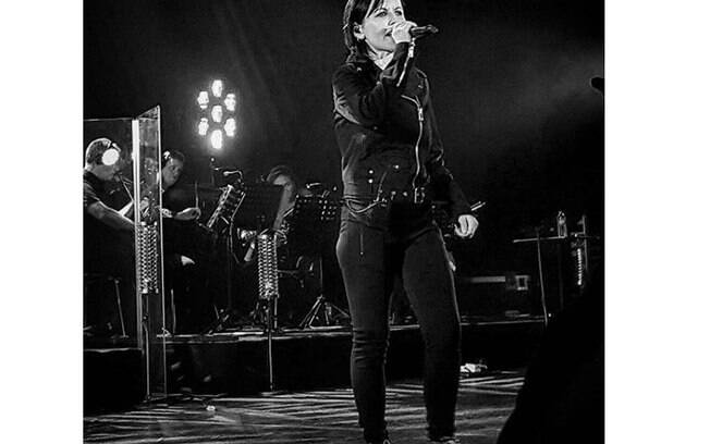 Dolores O'Riordan, do