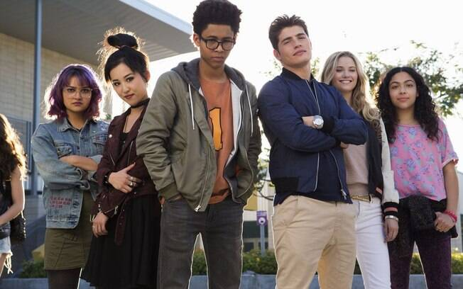 Marvel Runaways chega ao Crackle