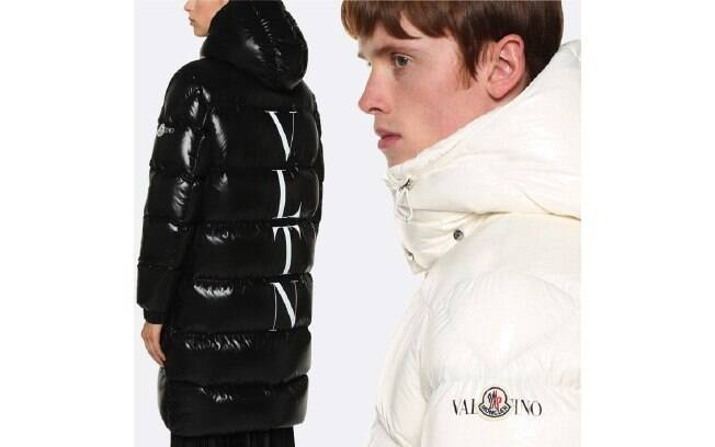 Moncler X Valentino.