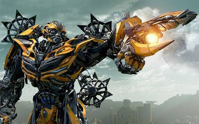 Bumblebee, o personagem mais
