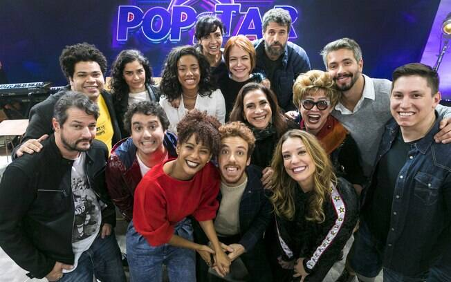 elenco do popstar 2019