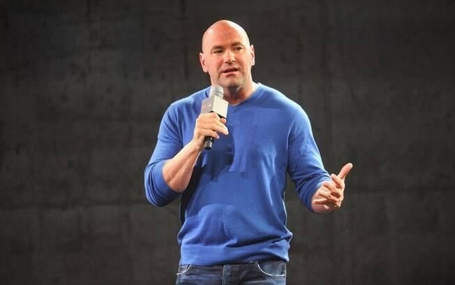 Dana White, presidente do UFC