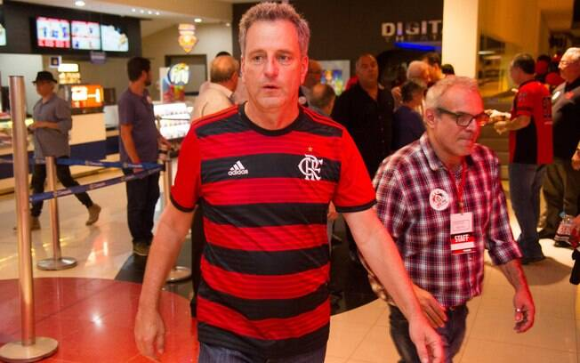 Rodolfo Landim%2C presidente do Flamengo