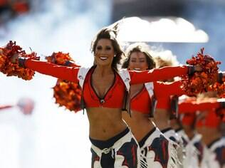 Cheerleaders do Denver Broncos
