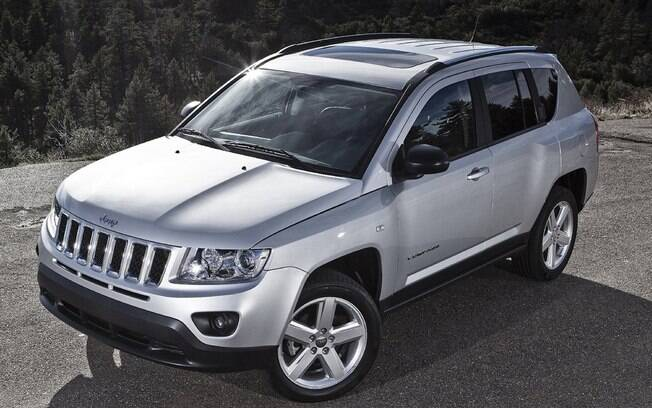 Jeep Compass Antigo
