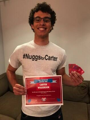 Carter Wilkerson, Wendy's, Nuggets