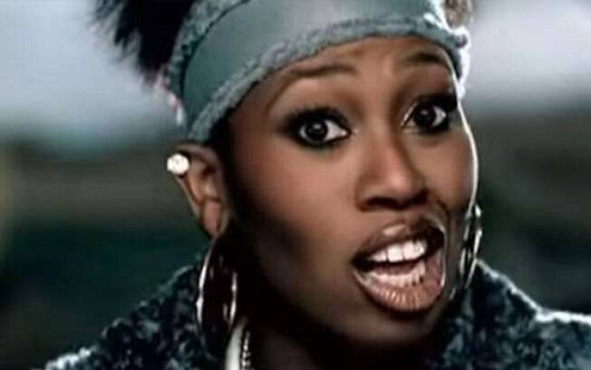 "Missy Elliott, ""Work It"""