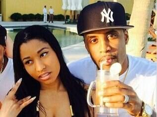 Nicki Minaj e Safaree Samuels