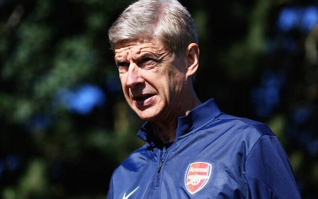 Arsene Wenger assumiu o comando do Arsenal por 22 anos