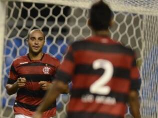 Deivid é o titular do ataque do Flamengo