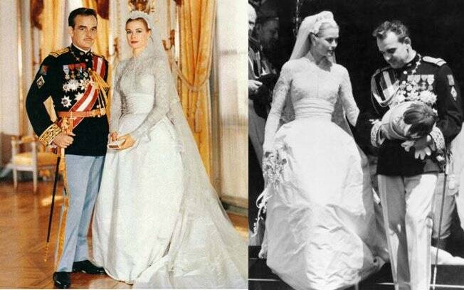 Rainier e Grace Kelly