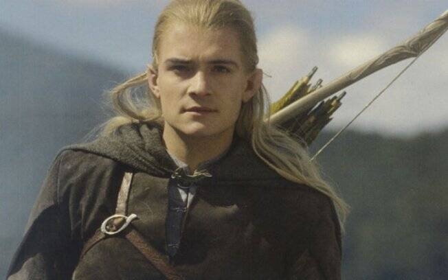 Orlando Bloom como Legolas